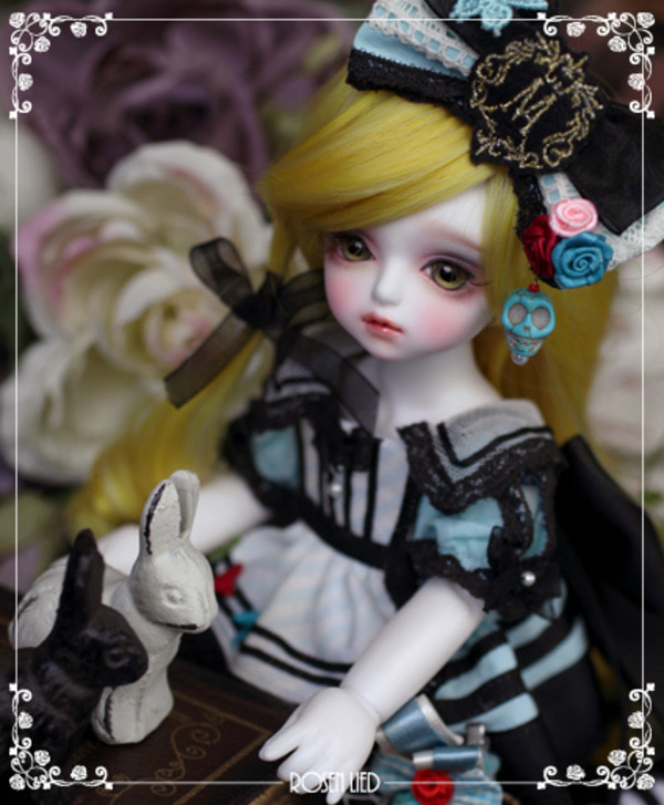 Tuesday's Child Limited Clover ver.1 - Alice Phenomena