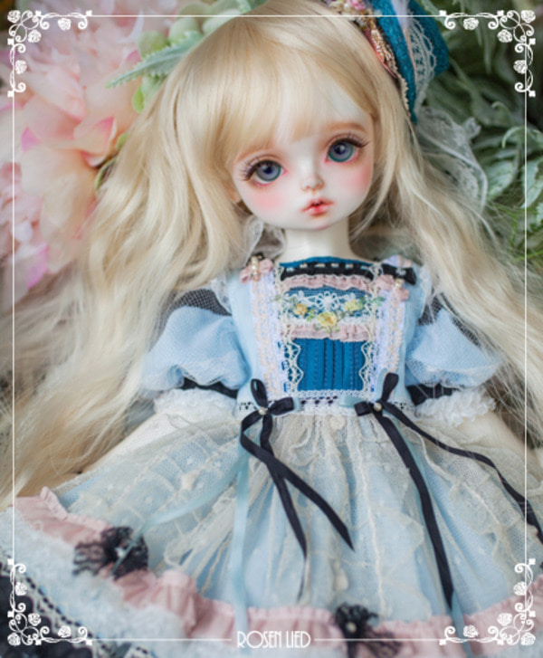 The One : Holiday's Child PomPom - For I.doll West Vol. 26