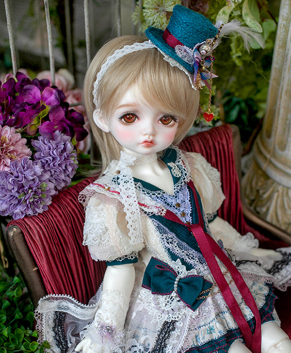The One : Holiday's Child Mignon - For I.Doll Tokyo