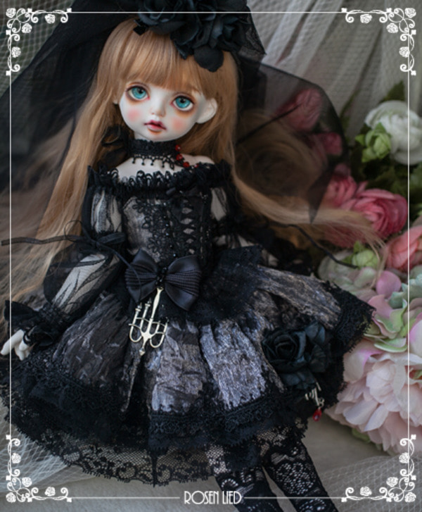 The One : Holiday's Child BonBon  - For I.Doll Tokyo