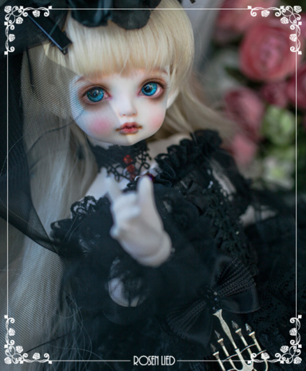 The One : Holiday's Child Ribbon - For I.Doll Tokyo