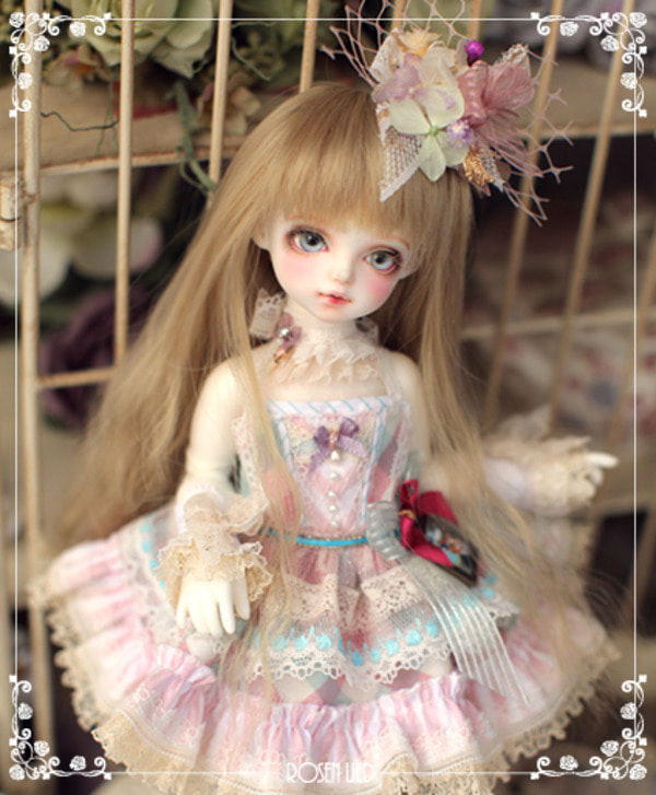 RDTL-245 Tuesday's Child Limited Dress - Uyuchagongbang