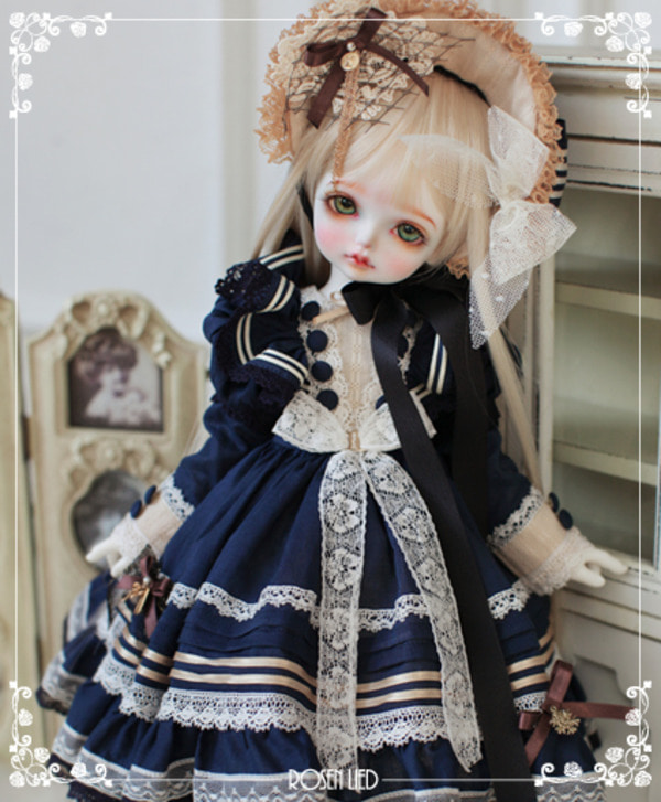 RDHL-038 Holiday's Child Limited Dress - Chouette