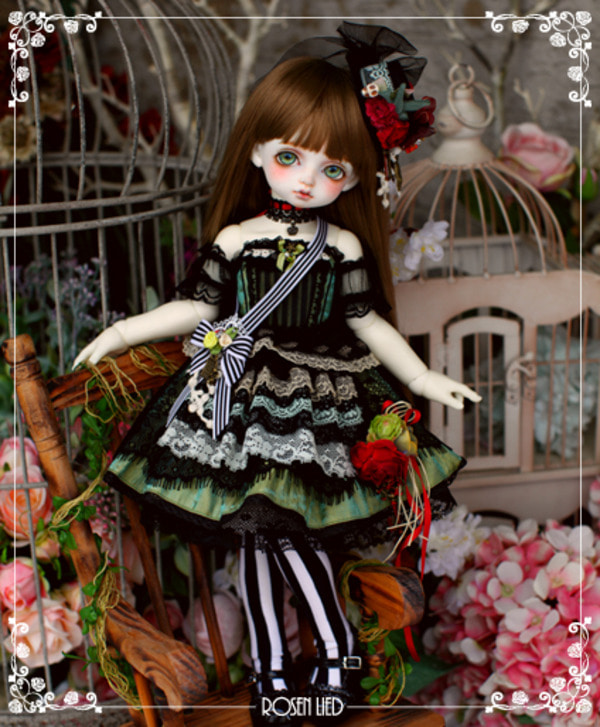 RDHL-035 Holiday's Child Limited Dress - Moi Atelier