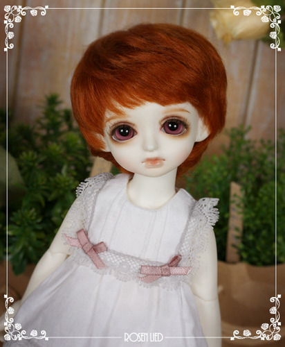 Mohair - Short cut (Carrot)