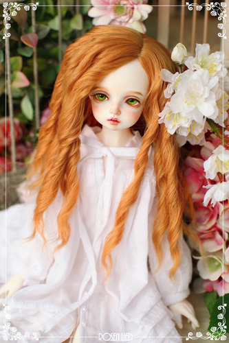 Luna (New HRF - Pastel orange)