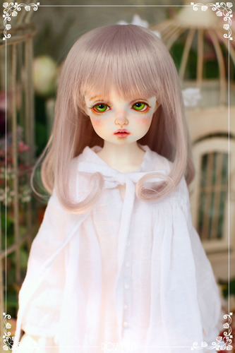 RWW-126 Alice (ver.Long) (New HRF - Pale violet)