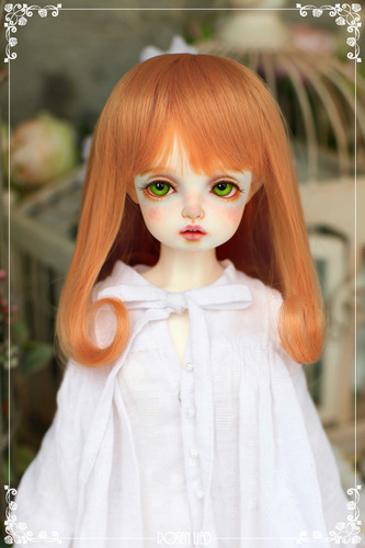 Alice (ver.Long) (New HRF - Pastel orange)