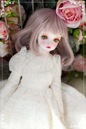 Alice (New HRF - Pale violet)