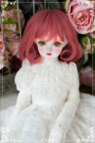 Alice (New HRF - Crimson Pink)