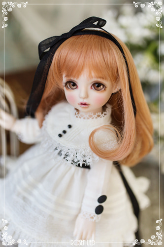 Alice (Long ver.) (New HRF - Pastel orange)