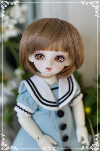 Cutie bob (New HRF - Warm Brown)