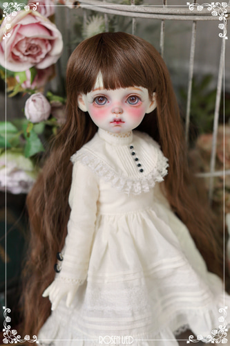 Innocent wig (New HRF - Dark Brown)