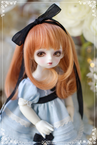 Alice (New HRF - Pastel Orange)