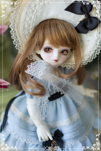 Alice (New HRF - Warm Brown)