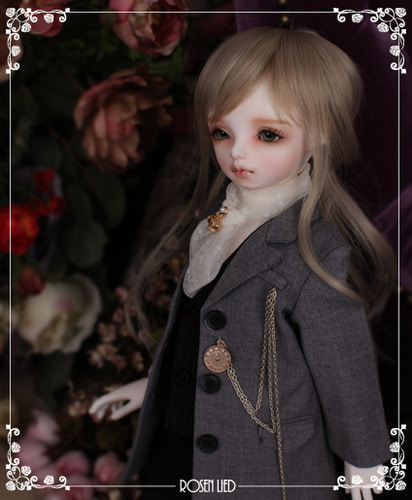 Wednesday's Child Limited Juniper - For 5th Anniversary