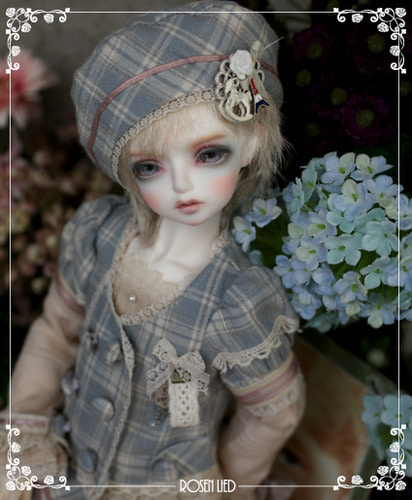 Wednesday's Child Limited Rose (ver.boy) - Jardin blue