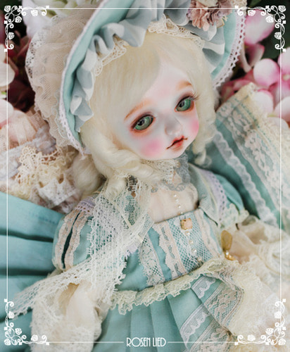 Limited : Holiday's Child Limited Mignon - Emerald darjeeling