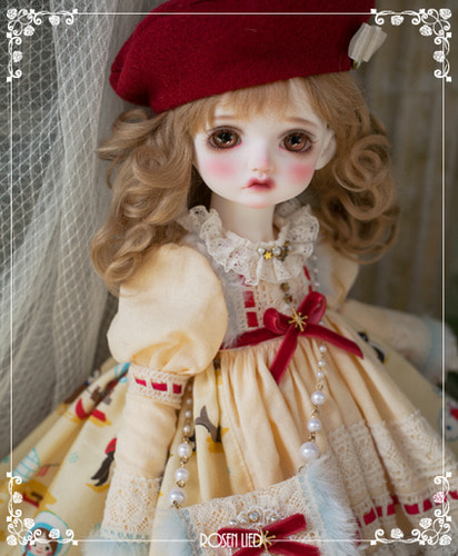 Limited : Holiday's Child Mignon - For I.Doll Tokyo