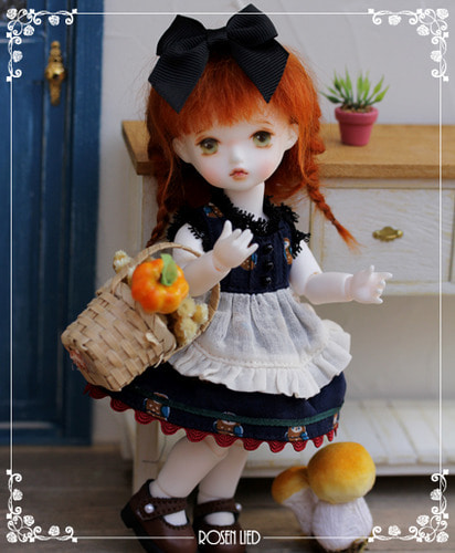 Monday's Child Fairy tale Pudding - Rollingpumpkin ver.