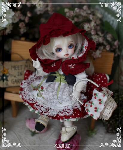 Monday's Child Limited Cinnamon (fairy ver.) - Little red riding hood
