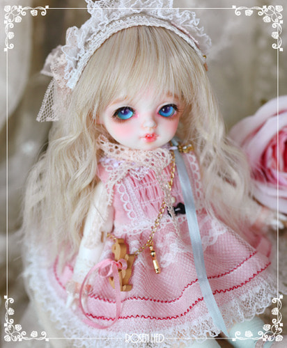Limited : Monday's Child Bambi - Little deer (ver.Uyuchagongbang)
