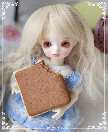 Basic : Monday's Child Pudding - for I.Doll West VOL.24
