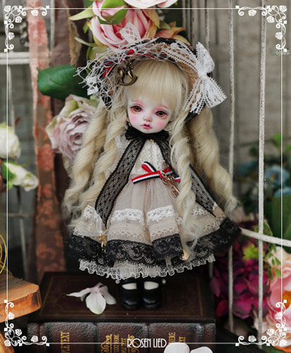 Limited : Monday's Child Limited Mignon - Milky Mignon