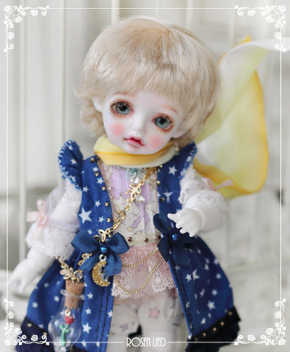 Limited : Monday's Child Mignon - Le Petit Prince For Dollpaca In Thailand