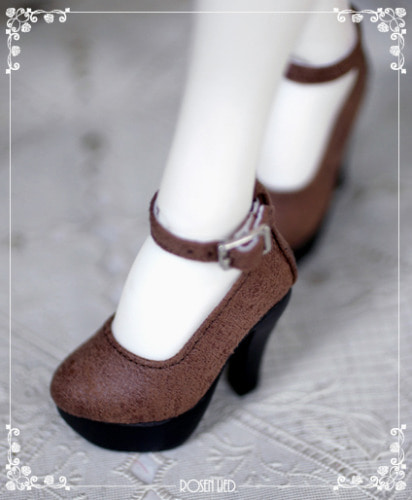 Hight heels (vintage Brown)