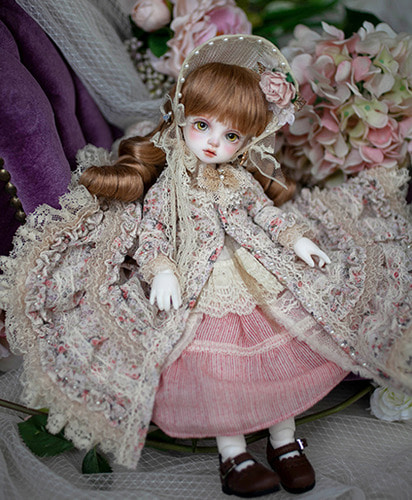 The One : Tuesday's Child Beige - For I.Doll Tokyo