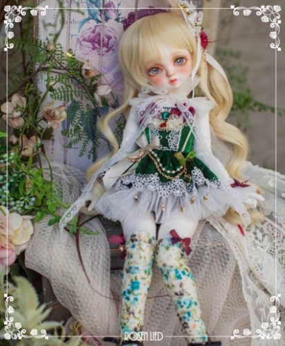 The One : Holiday's Child BonBon - For I.doll West Vol. 26