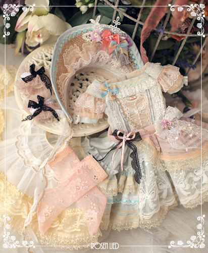 RDHL-015 Holiday's Child Limited Dress - Uyuchagongbang