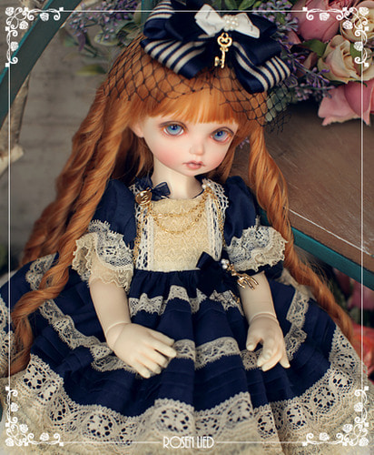 RDHL-020 Holiday's Child Limited Dress - Chouette
