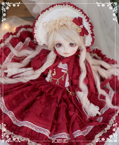 RDHL-014 Holiday's Child Limited Dress - Chouette