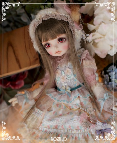 RDHL-012 Holiday's Child Limited Dress - Uyucahgongbang