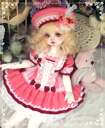 RDHL-029 Holiday's Child Limited Dress - Rin.Rena
