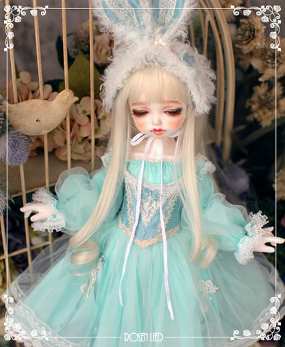 RDHL-028 Holiday's Child Limited Dress - Nigo