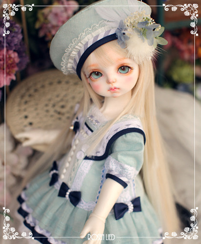 RDHL-030 Holiday's Child Limited Dress - Rin.Rena