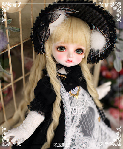 RDHL-032 Holiday's Child Limited Dress - Chouette