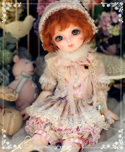RDHL-031 Holiday's Child Limited Dress - Uyuchagongbang