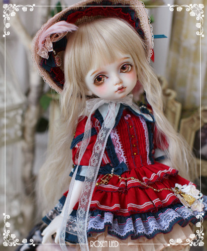 RDHL-040 Holiday's Child Limited Dress - Uyuchagongbang