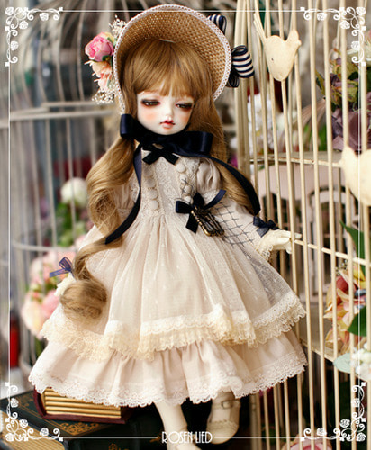 RDHL-036 Holiday's Child Limited Dress - Chouette