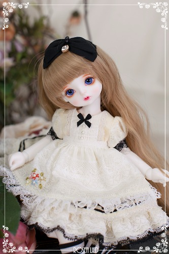 Limited Dress : twins in wonderland (Lemon)